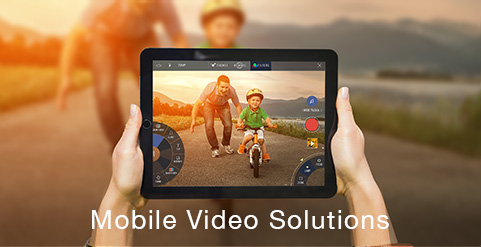 Mobile video editing & FX technology